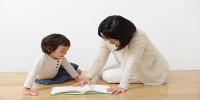 親子読書2