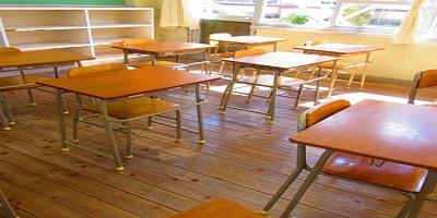 陽ざしの教室